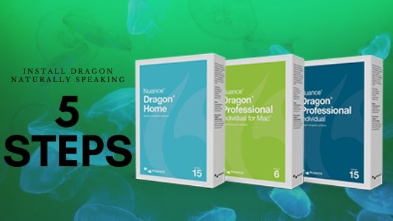Steps For Using Dragon Software